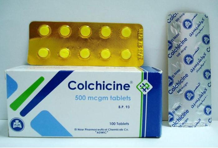 Colchicin Nebenwirkungen, Dosierung, Anwendungen