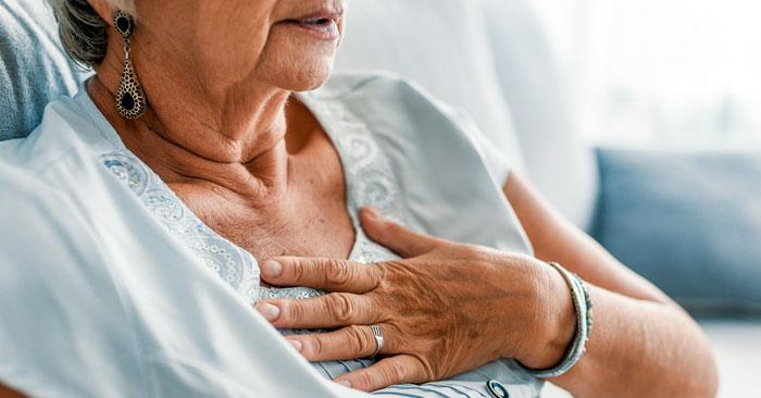 Flüssigkeit in der Brust (Pleuraerguss) Ursachen, Symptome, Behandlung
