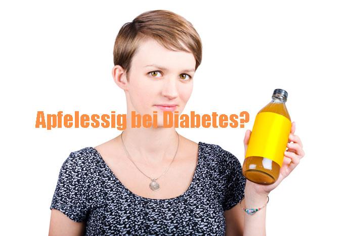 Hilft Apfelessig bei Diabetes Was sagt die Forschung dazu