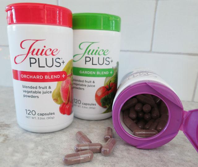 Juice Plus + Bewertung, funktioniert es (NEIN)