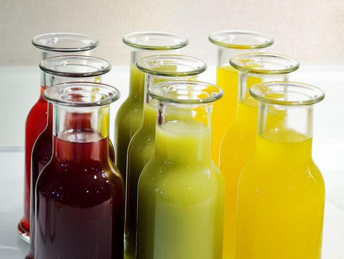 Kann Apfelessig und Kirschsaft Arthritis behandeln