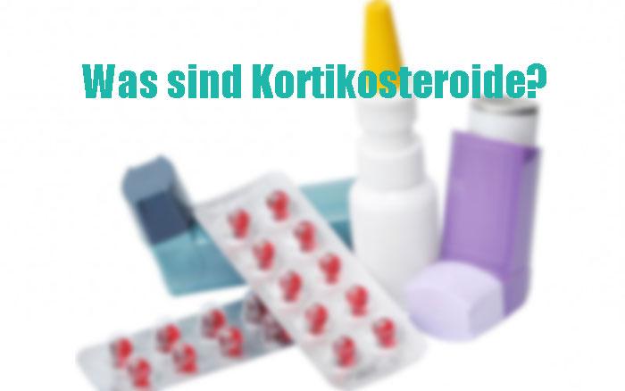 Kortikosteroide für Allergien - Anwendung, Nebenwirkungen, Risiken