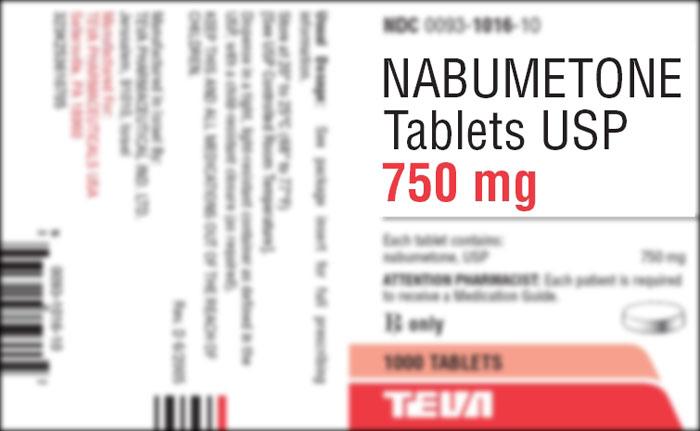 Nabumeton Nebenwirkungen, Dosierung, Anwendungen