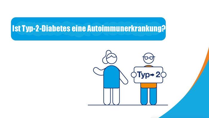 Typ-2-Diabetes Ist es eine Autoimmunerkrankung