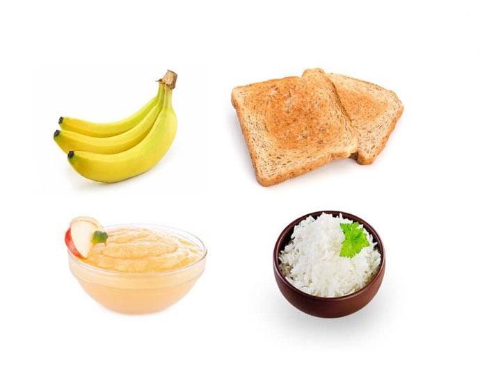 Was ist BRAT Diät Funktioniert es