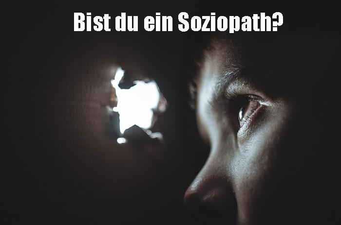Was ist ein Soziopath Wie kann man diagnostizieren Braucht ein Soziopath eine Behandlung