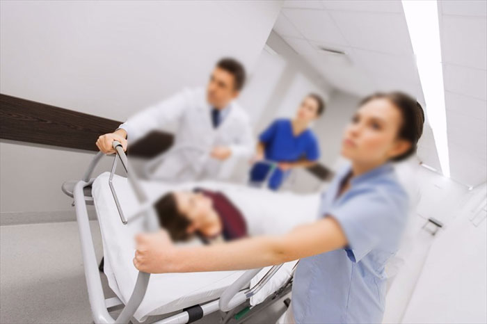 toxisches Schocksyndrom Symptome, Ursachen, Diagnose, Behandlung