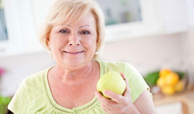 Übernehmen Sie die Kontrolle über die Gewichtszunahme nach 40 Jahren.