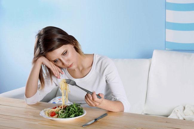9 Symptome der Anorexia nervosa