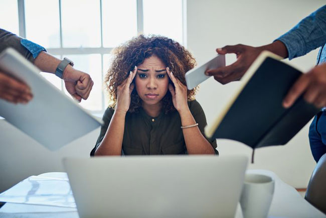 Die Auswirkungen von Stress auf den Körper