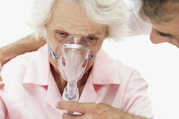 Endphase COPD chronisch obstruktive Lungenerkrankung Tipps für das tägliche Leben und die Palliativmedizin