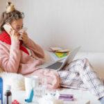 Erkältung oder Grippe? Wie man weiß, welches man hat