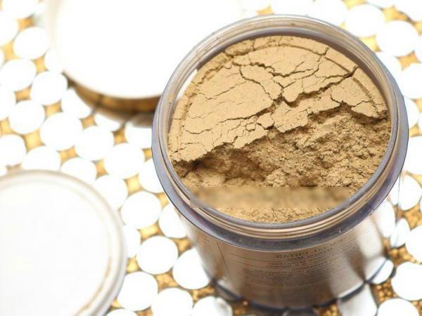 Fuller Earth Anwendung, für die Haut, Nutzen und Sicherheit