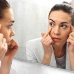 Gesunkene Augen: Ursachen, Bilder und Behandlungen
