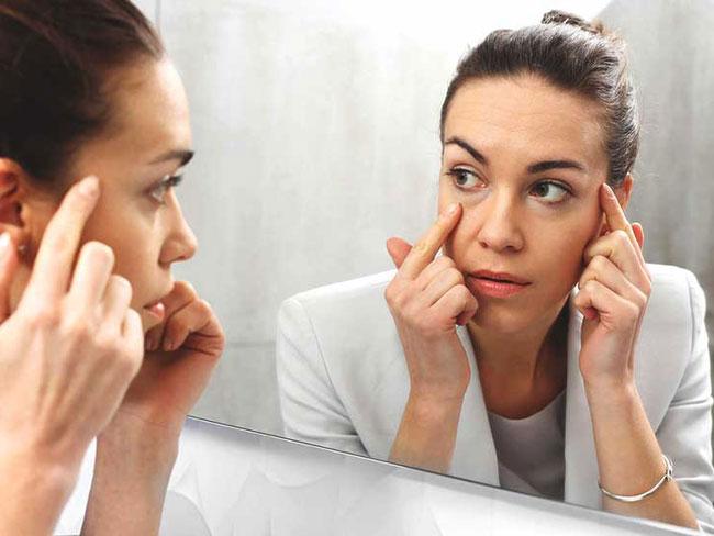Gesunkene Augen Ursachen, Bilder und Behandlungen
