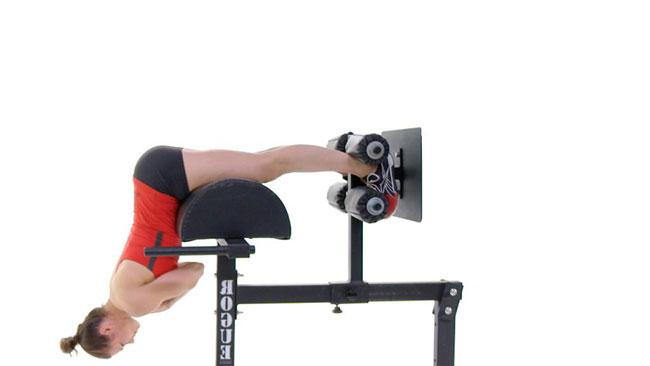 Hüftstreckung 6 Heimübungen, verwendete Muskeln, Vorteile, mehr