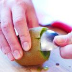 Kannst du Kiwi-Haut essen?