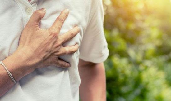 Symptome der koronaren Herzkrankheit