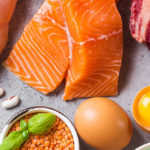 Top 13 mageres Protein Lebensmittel, die Sie essen sollten