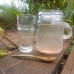 Was ist Sole Water und hat es Vorteile?