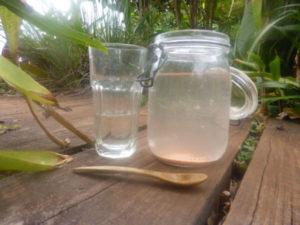 Was ist Sole Water und hat es Vorteile