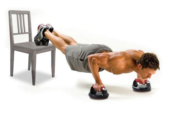 Welche Muskeln funktionieren Pushups