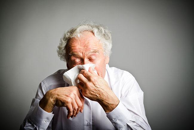 Wie man eine laufende Nase stoppt 7 Hausmittel, die funktionieren
