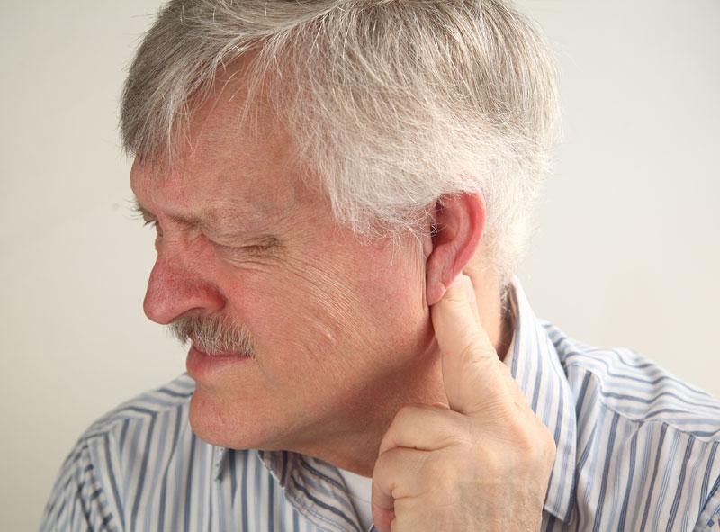 Kopfschmerzen hinter dem Ohr Ursachen, Behandlung