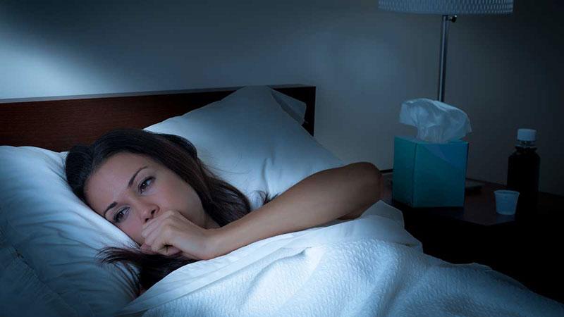 Trockener Husten bei Nacht Ursachen, Hausmittel, medizinische Behandlungen
