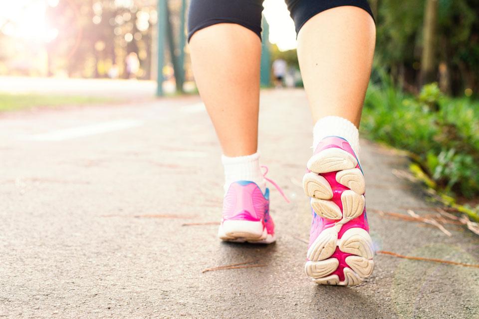 Wie viele Schritte pro Tag sind am besten?