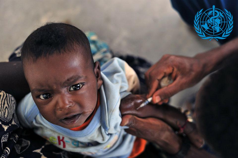 RTS,SAS01 - erster Malaria-Impfstoff